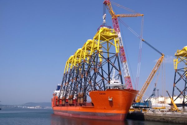 Navantia-Delivers-Jackets-for-Wikinger-Offshore-Wind-Farm